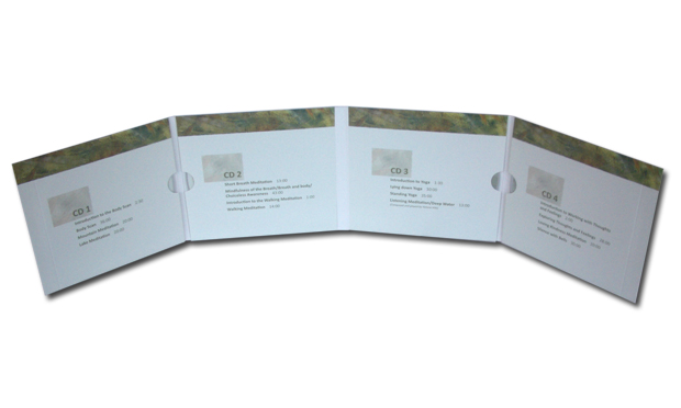 Troy Horse 4 CD Custom 8 Panel Gatefold Inside